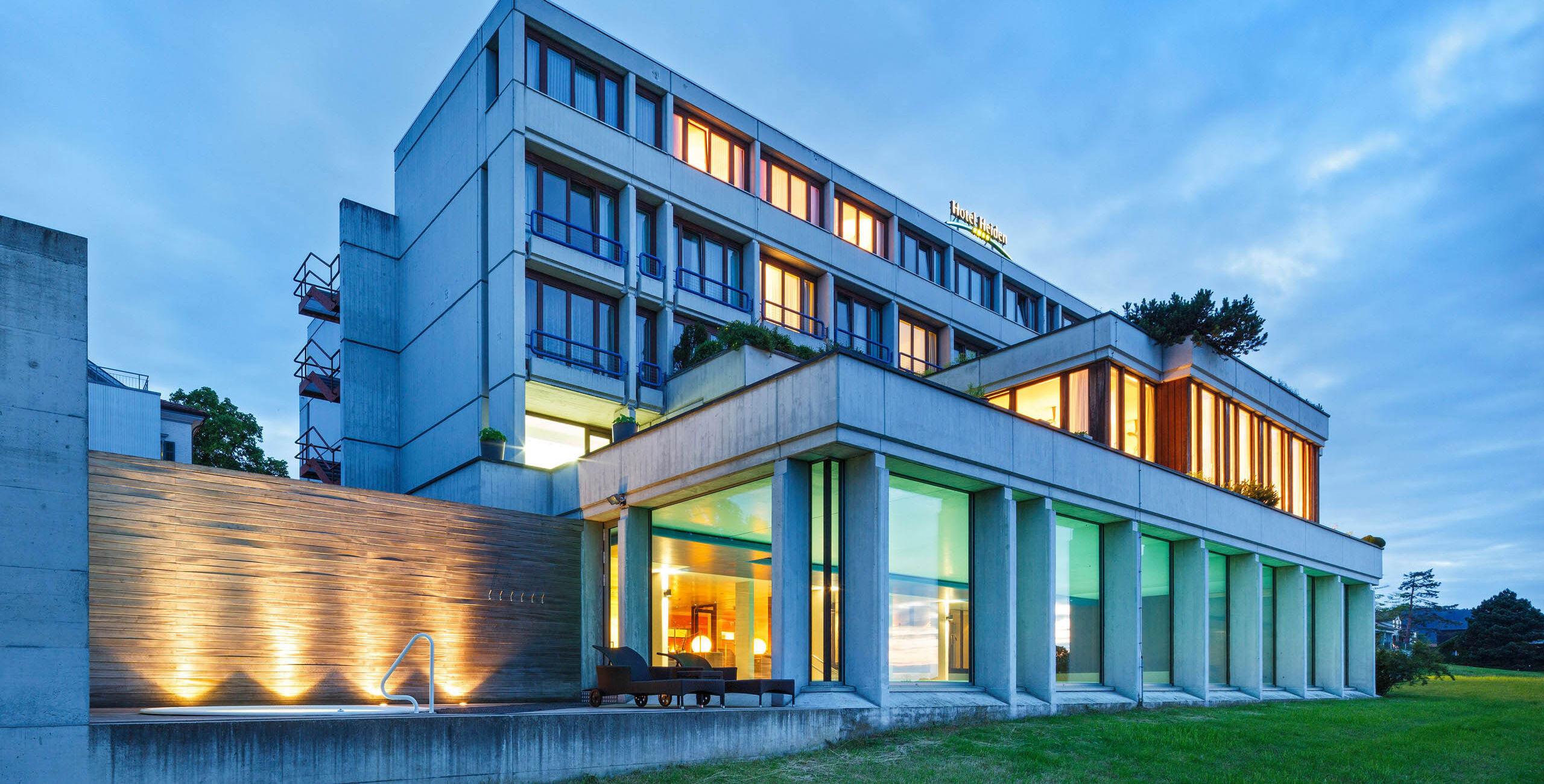 Hotel Heiden Das Schonste Hotel Am Bodensee Hotel Heiden